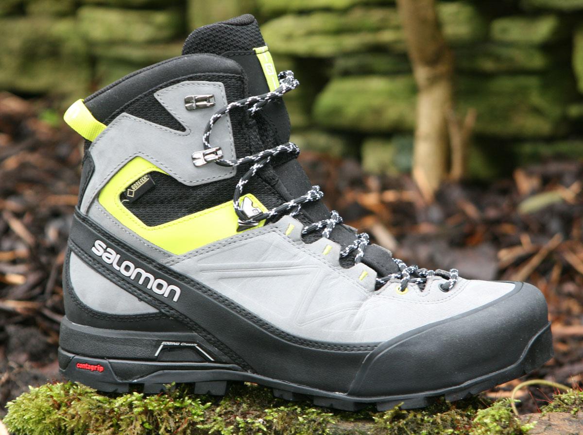 Salomon X Alp GTX Walking Boot Review