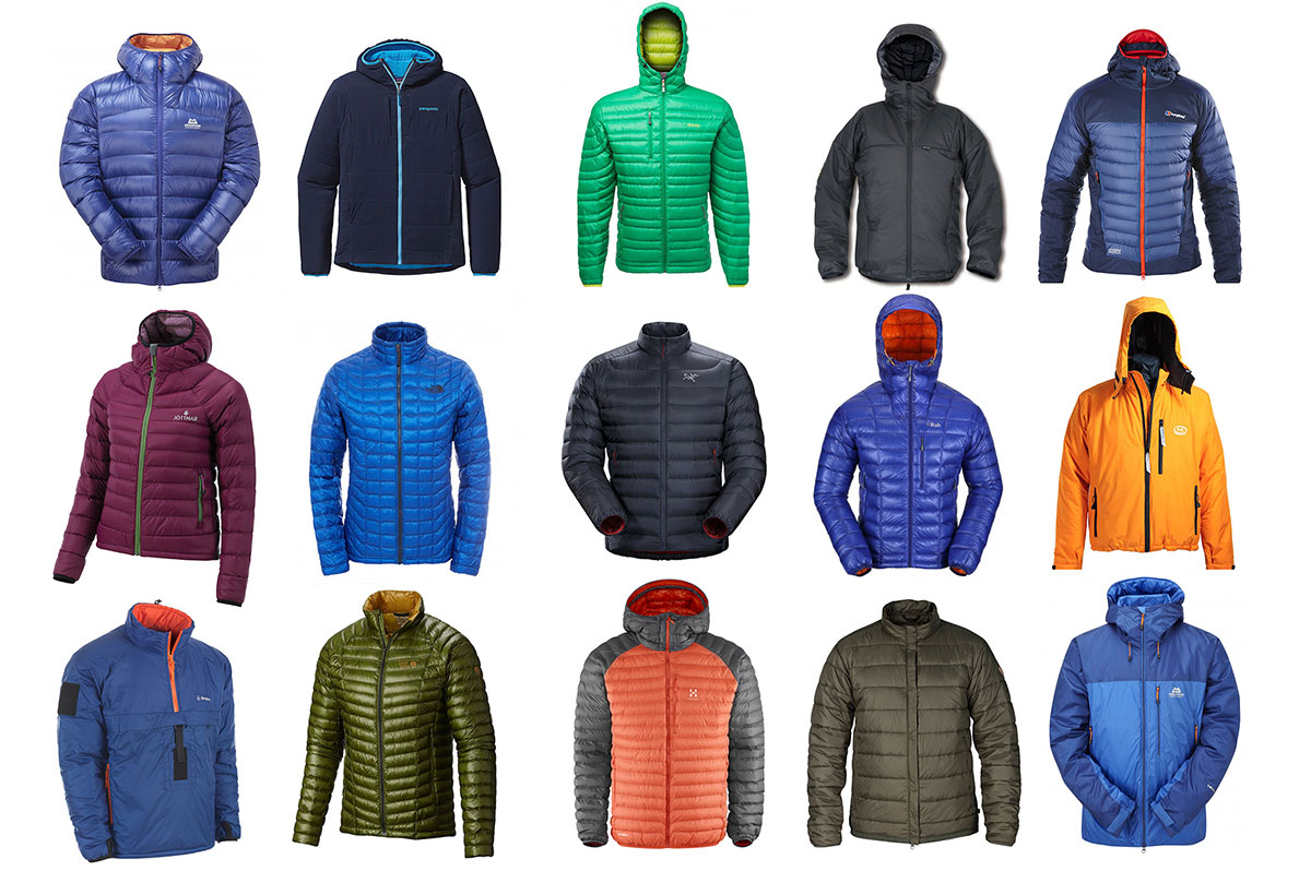 Best Down And Insulated Jackets Reviewed 2016