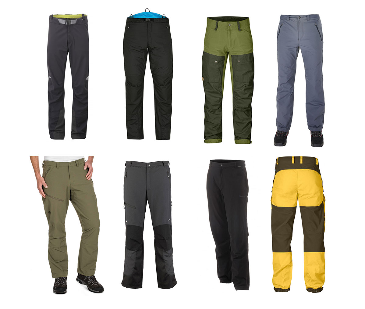 Best Winter Walking Trousers 2016