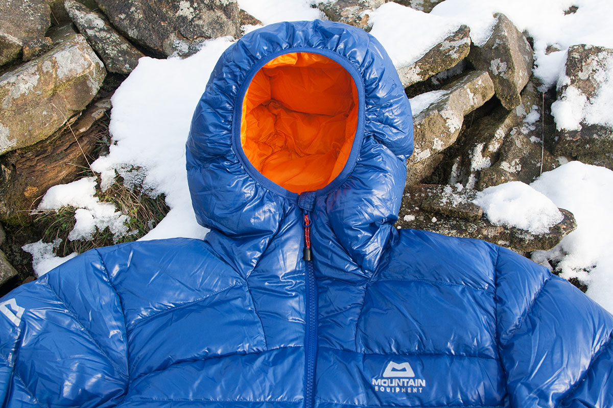 Down And Synthetic Insulated Jackets