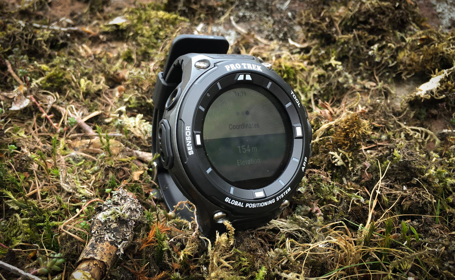 Casio Pro Trek outdoors smartwatch review