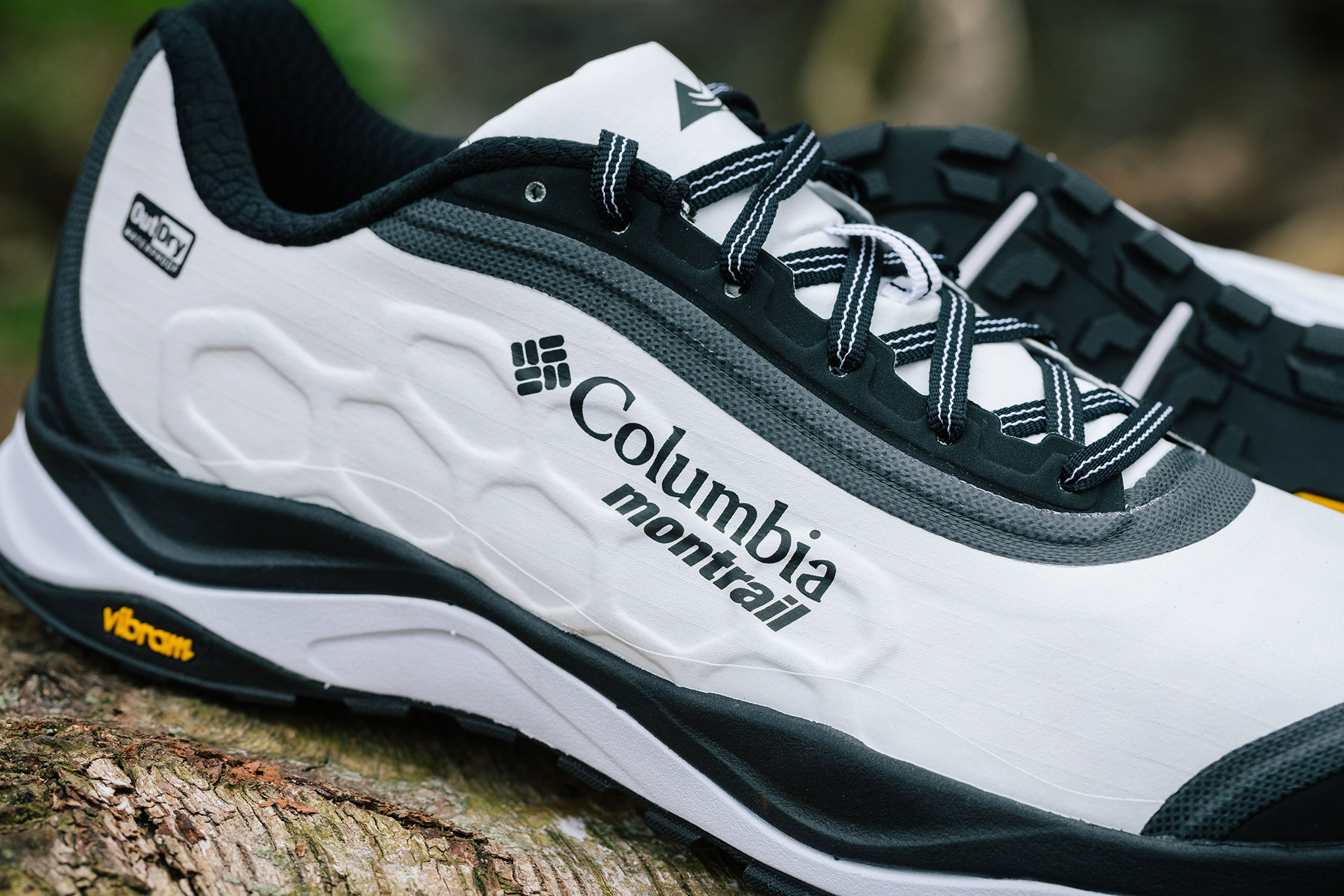 Columbia Montrail Trient OutDry Extreme Trail Runnin