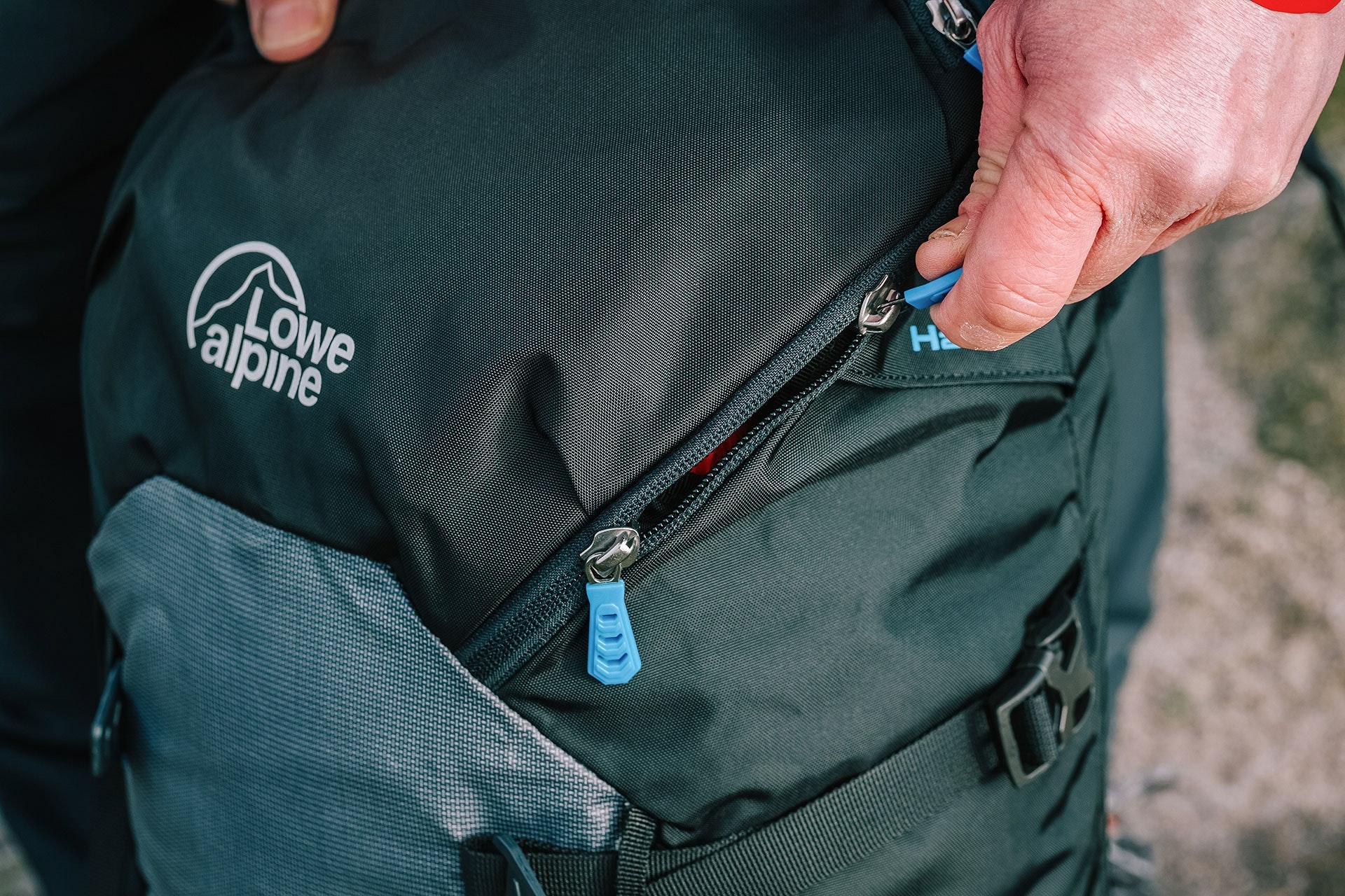 Onyx- Large Length Lowe Alpine Alpine Ascent 32 Litre Rucksack