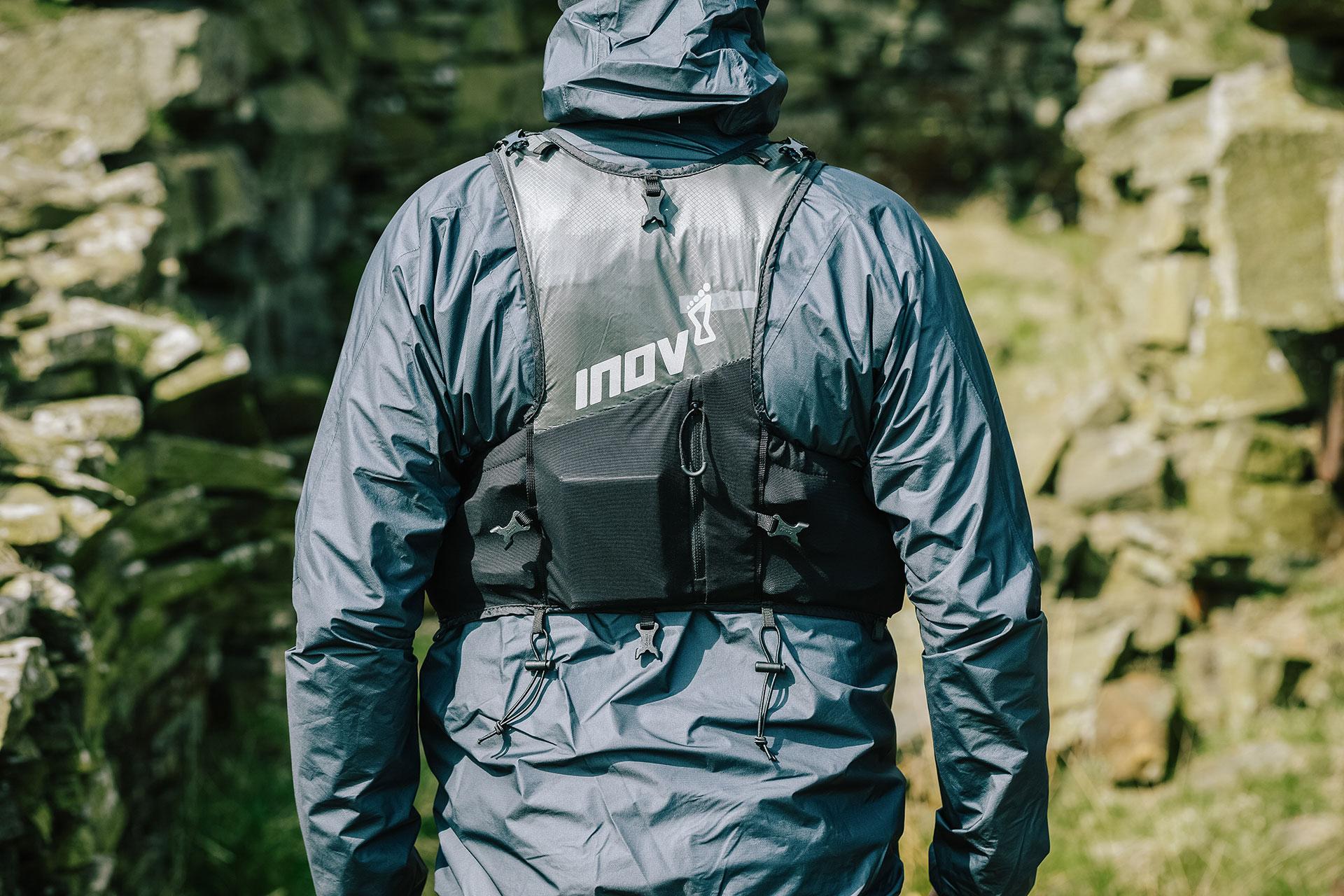 Inov8 All Terrain Pro Vest Black