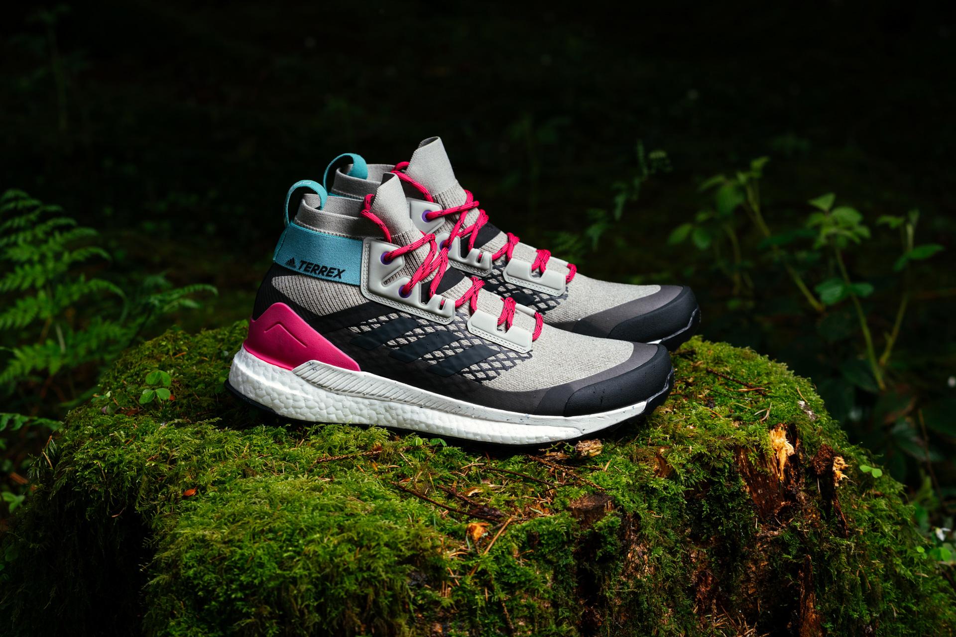 Adidas Terrex Free Hiker Trail Shoe