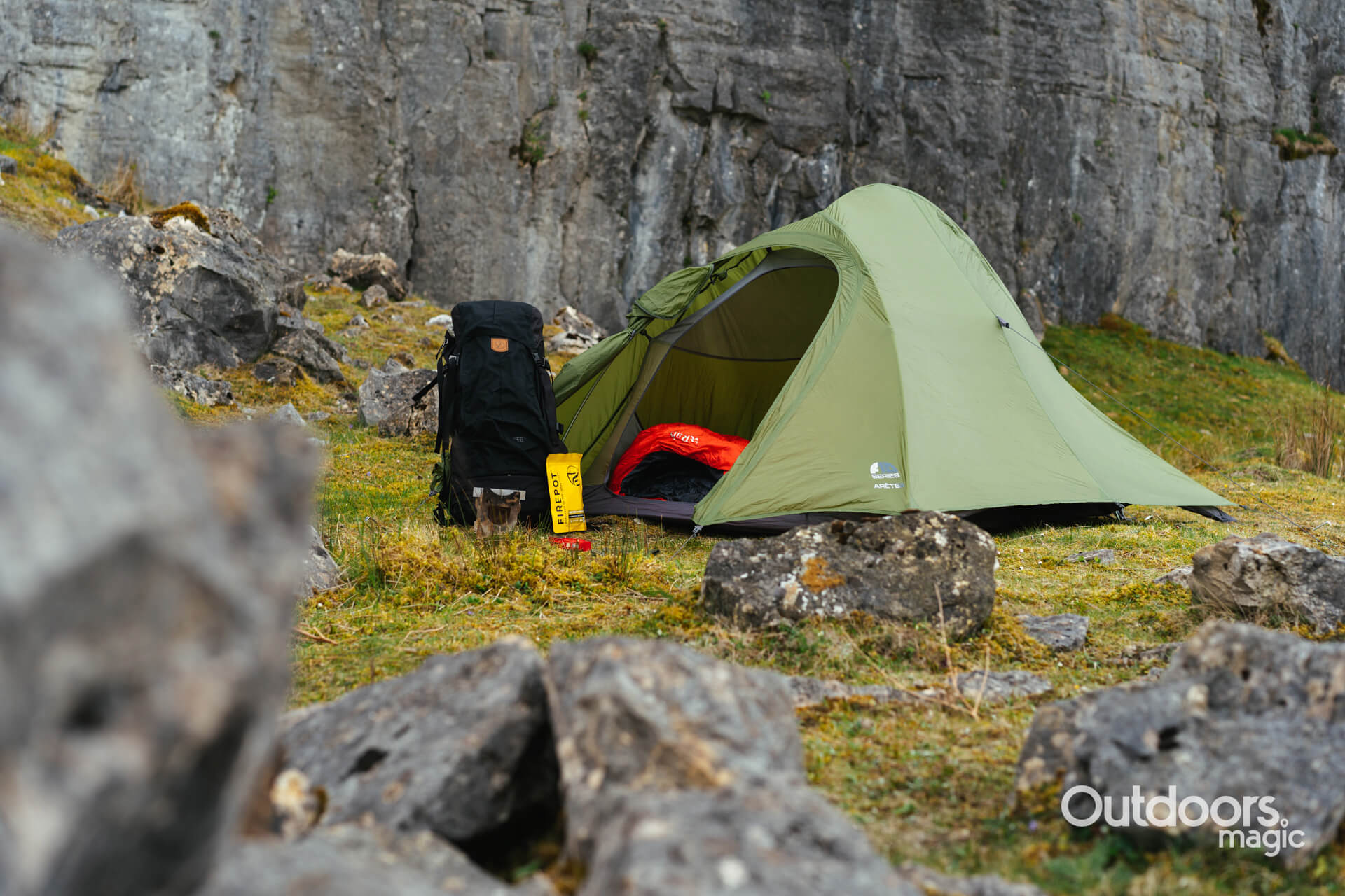 best one man hiking tent