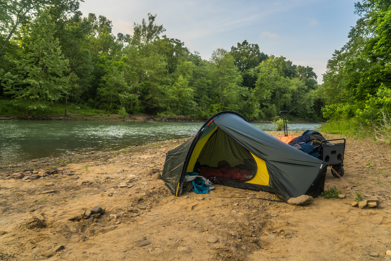 Hilleberg Enan Tent | Review Outdoors