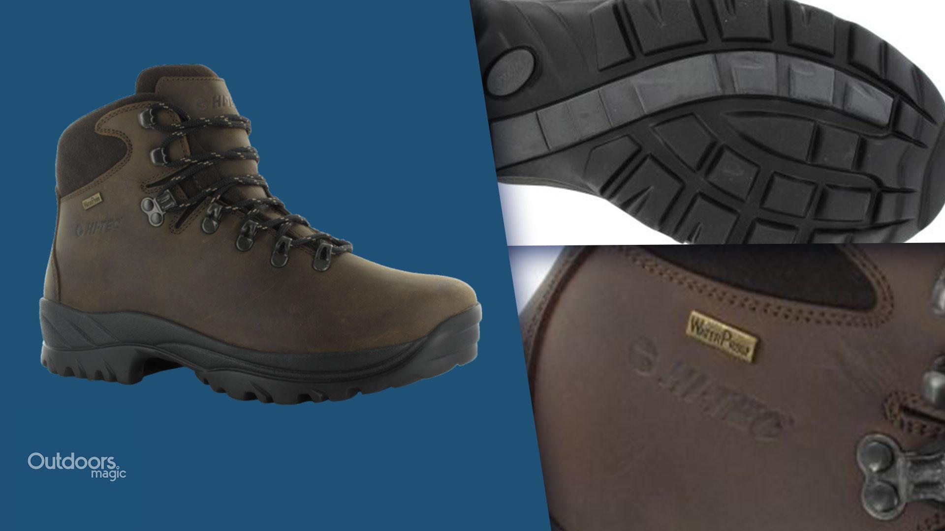 best lightweight walking boots uk