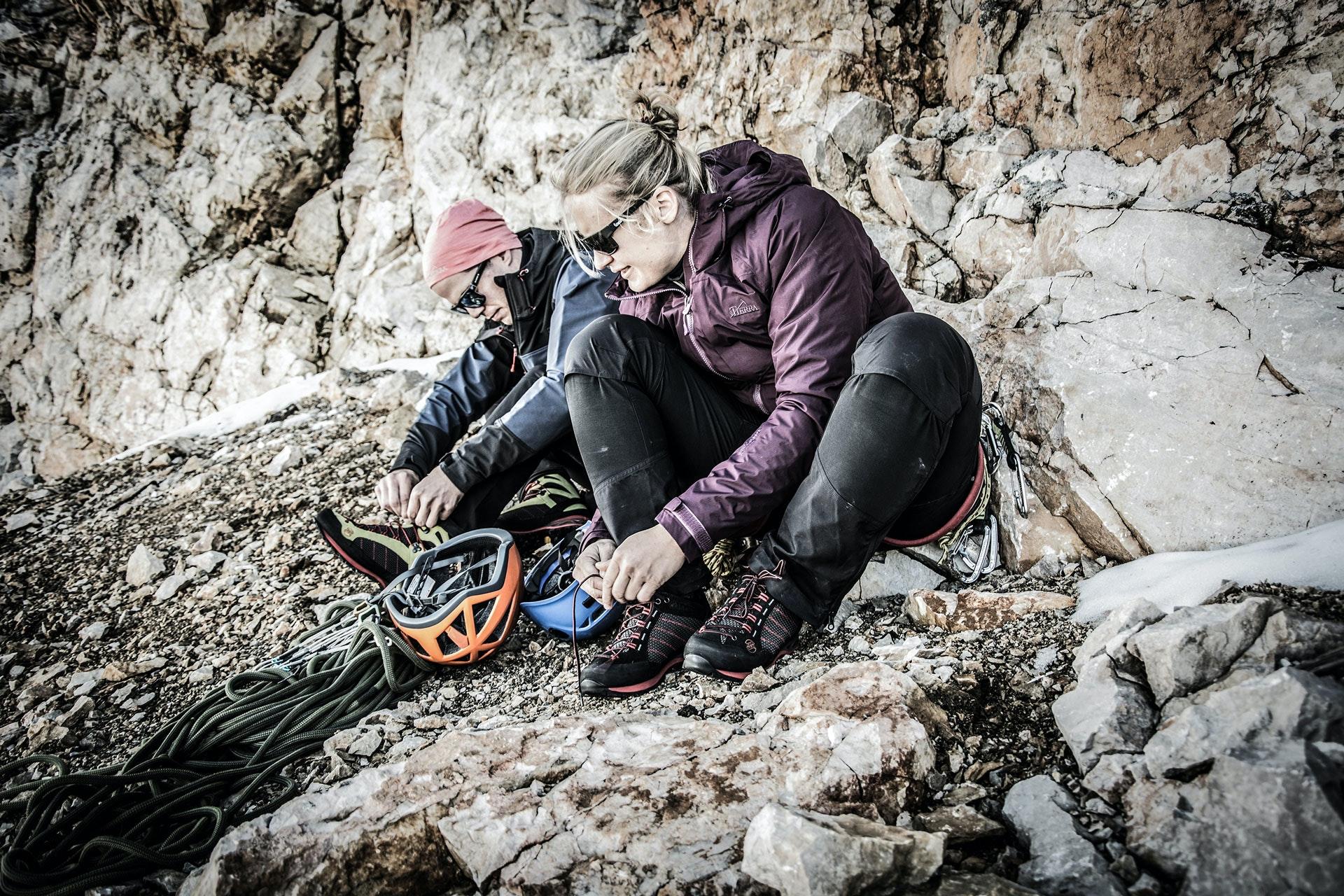 Hanwag Mens Climbing Shoes
