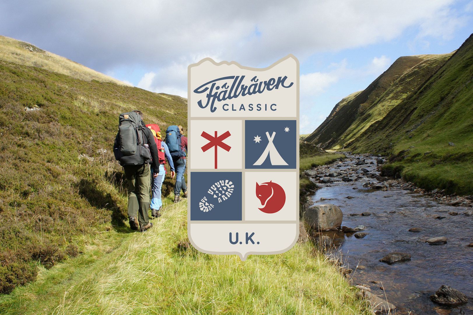 Fjällräven Classic Arrives In The UK | News - Outdoors Magic