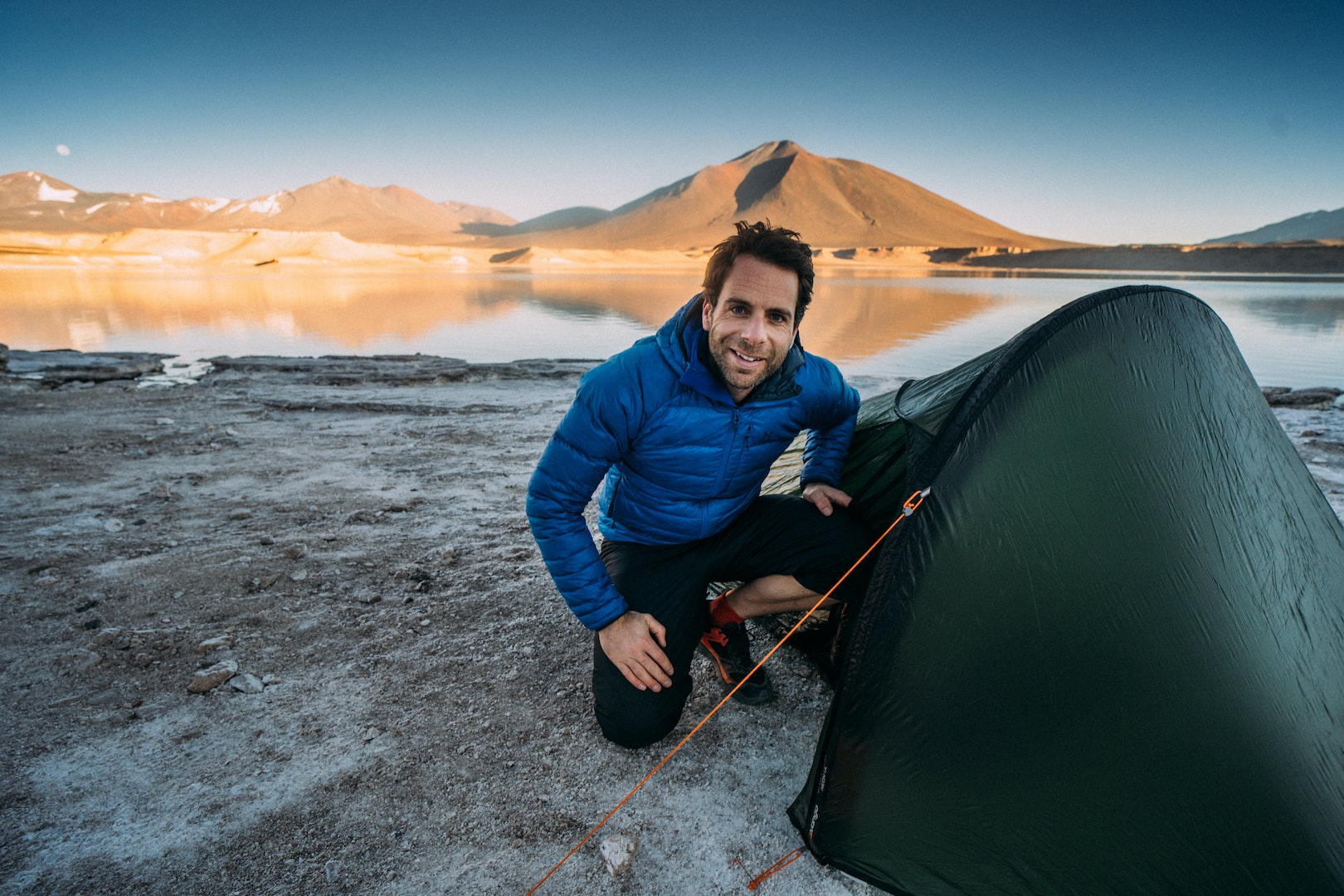 Vango Unveil An Ultralight 'Inflatable' Backpacking Tent