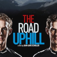 Poster for The Road Uphill