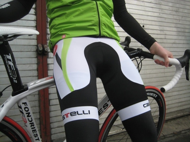 Cycling shorts from Castelli
