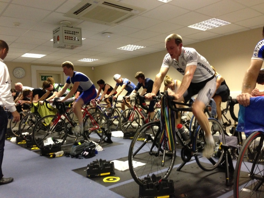 Group turbo training