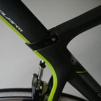 Avanti Corsa DR4 - seat clamp