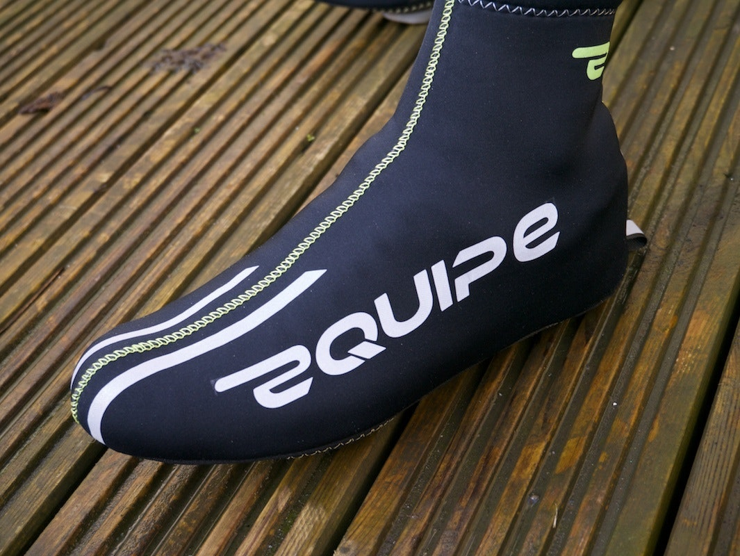 Endura Equipe Superstretch Thermal Overshoes - logo