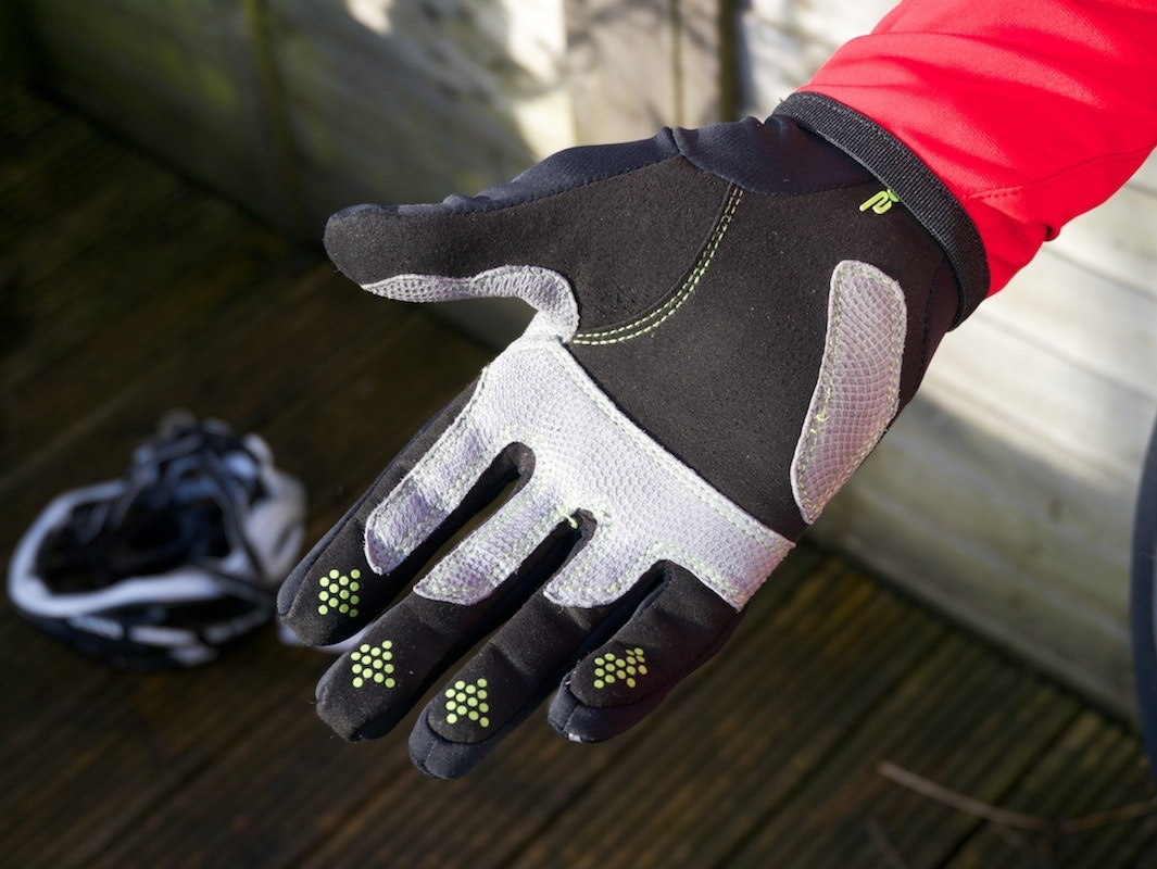 Equipe Thermo Windshield Glove - palm