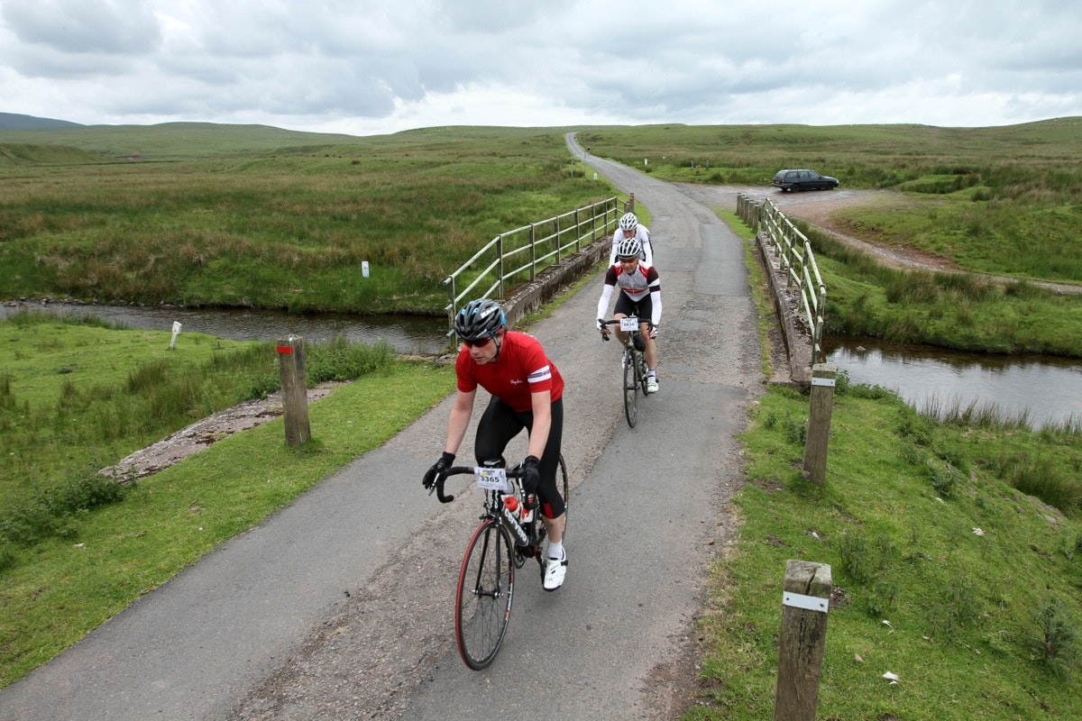 Dragon Ride sportive, Pic from Human Race