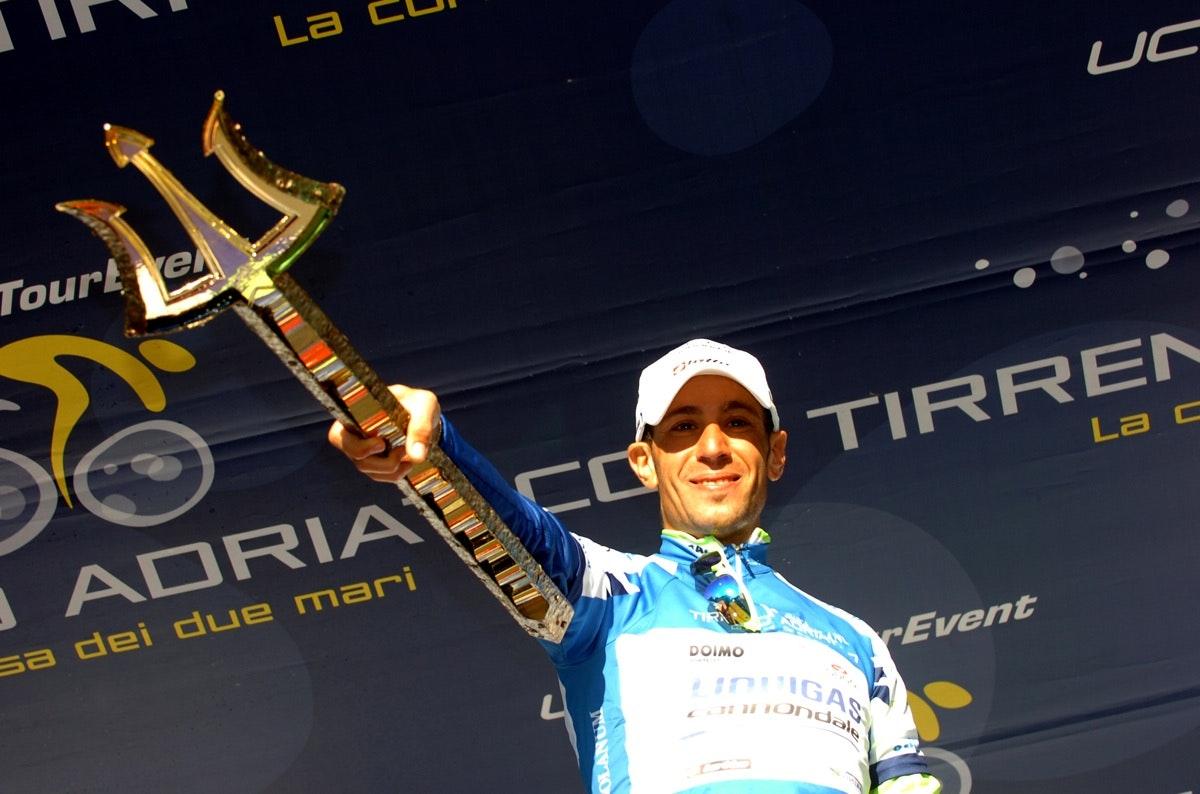 Vincenzo Nibali, Tirreno-Adriatico 2012, Pic: Stefano Sirotti