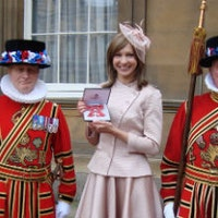 Jo Rowsell MBE (homepage image)