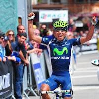 Nairo Quintana, Dauphine Libere 2012, stage six, Pic: Stefano Sirotti