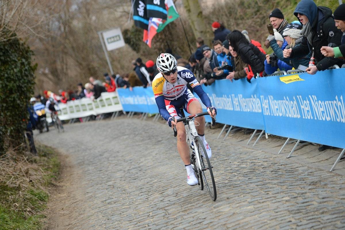 2013, Tour des Flandres, Lotto - Belisol 2013, Roelandts Jurgen, Old Kwaremont