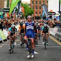 Yanto Barker, Tour Series 2013, Stoke-On-Trent, Pic: Peter Hodges, Sweetspot