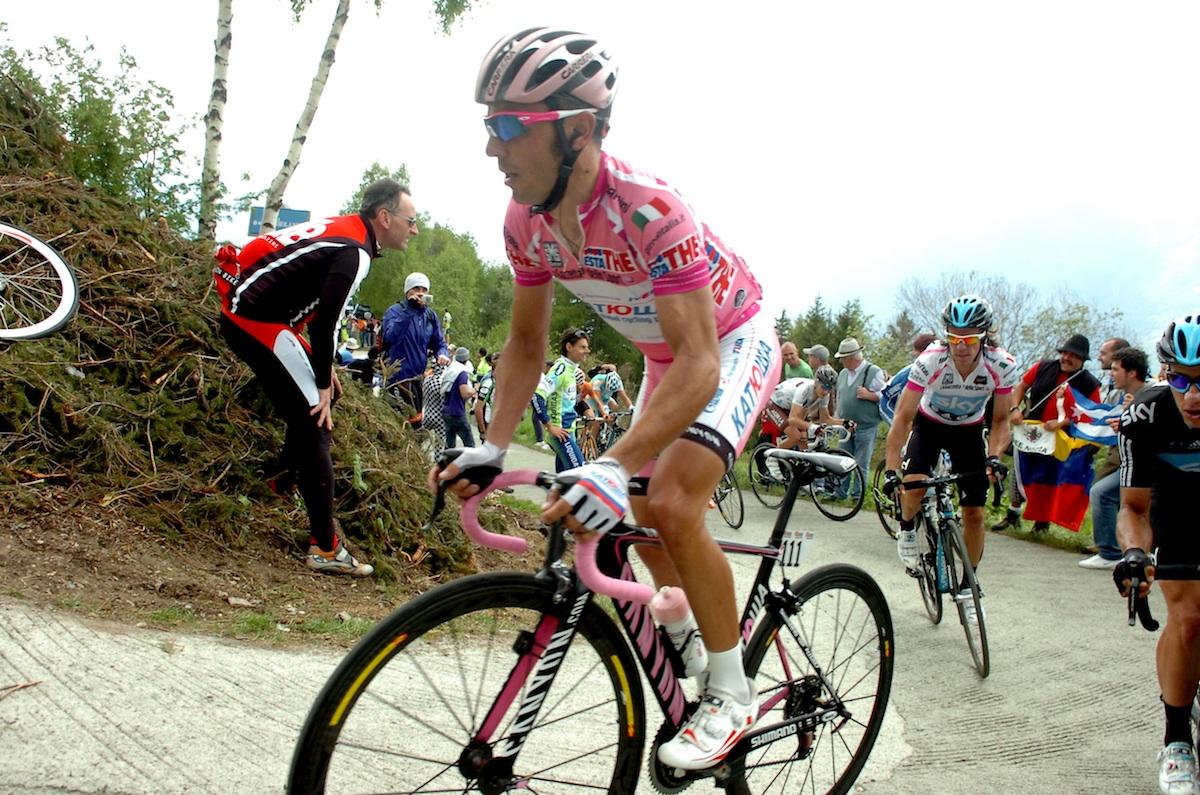 2012, Giro d'Italia, tappa 20 Caldes - Passo dello Stelvio, Katusha 2012, Rodriguez Oliver Joaquin, Mortirolo