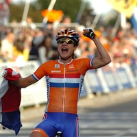 2012, World Championships elite Women, Olanda 2012, Vos Marianne, Valkenburg