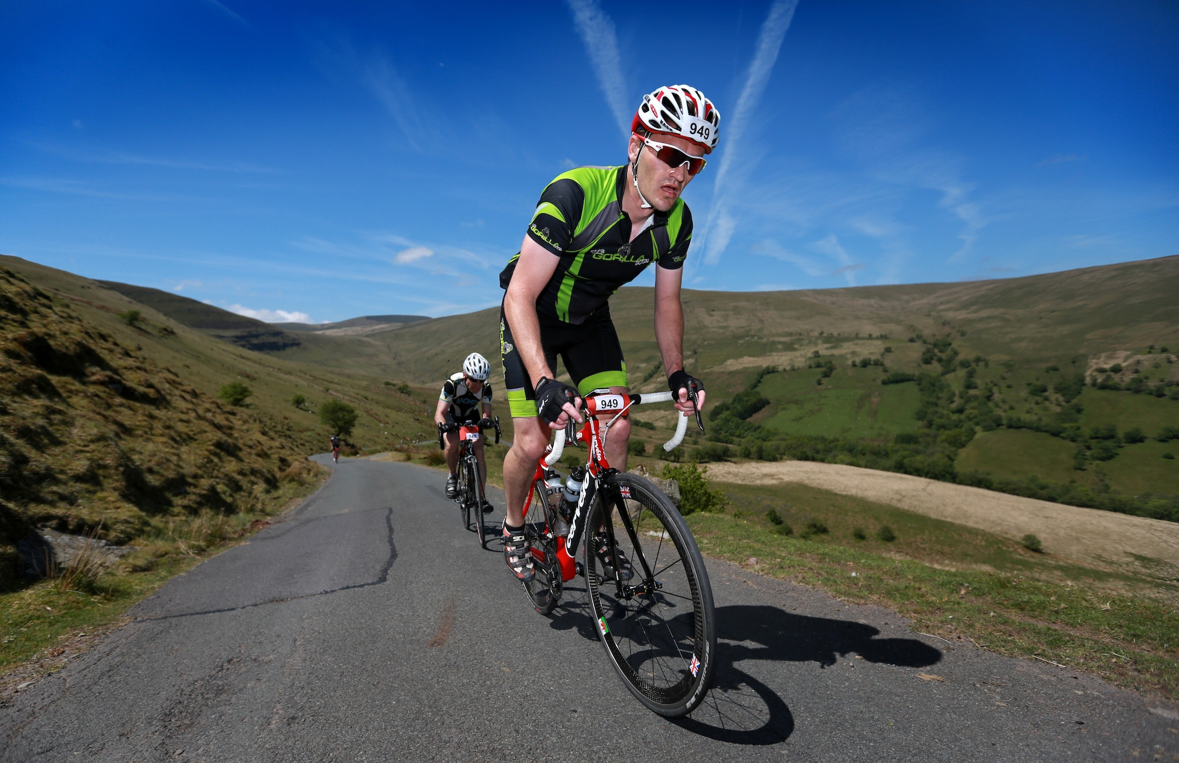 Dragon Ride 2013, Pic: ©Matt Alexander, submitted by Chris Etchells, Human Race