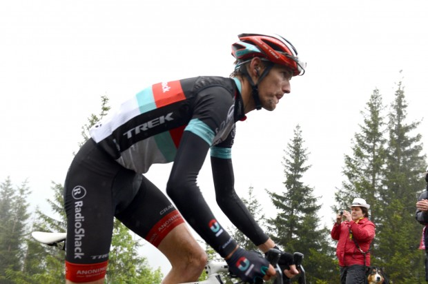 Andy Schleck To Lead Radioshack Leopard At 2013 Tour