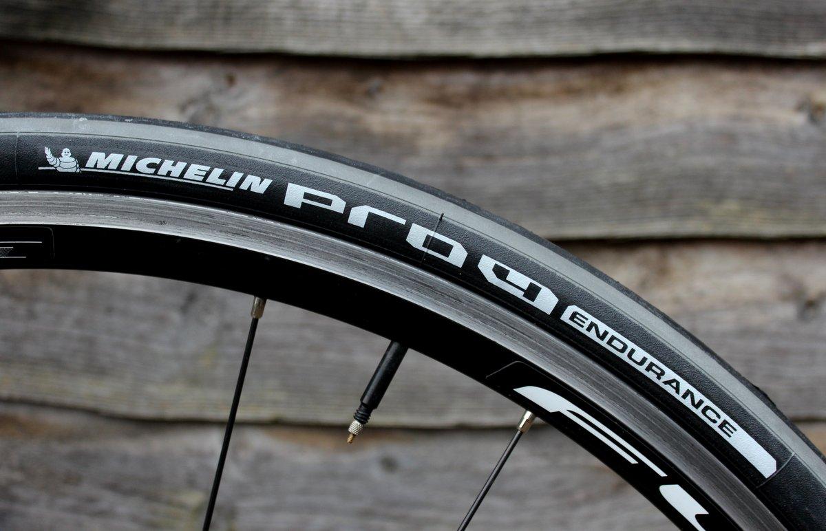 Michelin Pro4 Endurance tyres (Pic: George Scott/Factory Media)