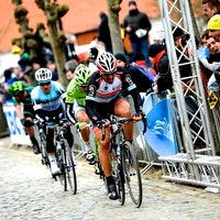 Fabian Cancellara, Oude Kwaremont, Tour of Flanders 2013, pic: ©Stefano Sirotti