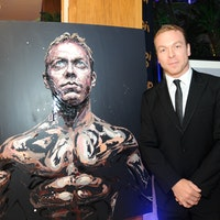 Sir Chris Hoy, Champions of Cycle Sport Dinner, pic: Sportive Photo Ltd/Phil O