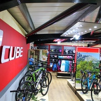 Cube Store, Durham, opening, Infinity Cycles, pic: Cube
