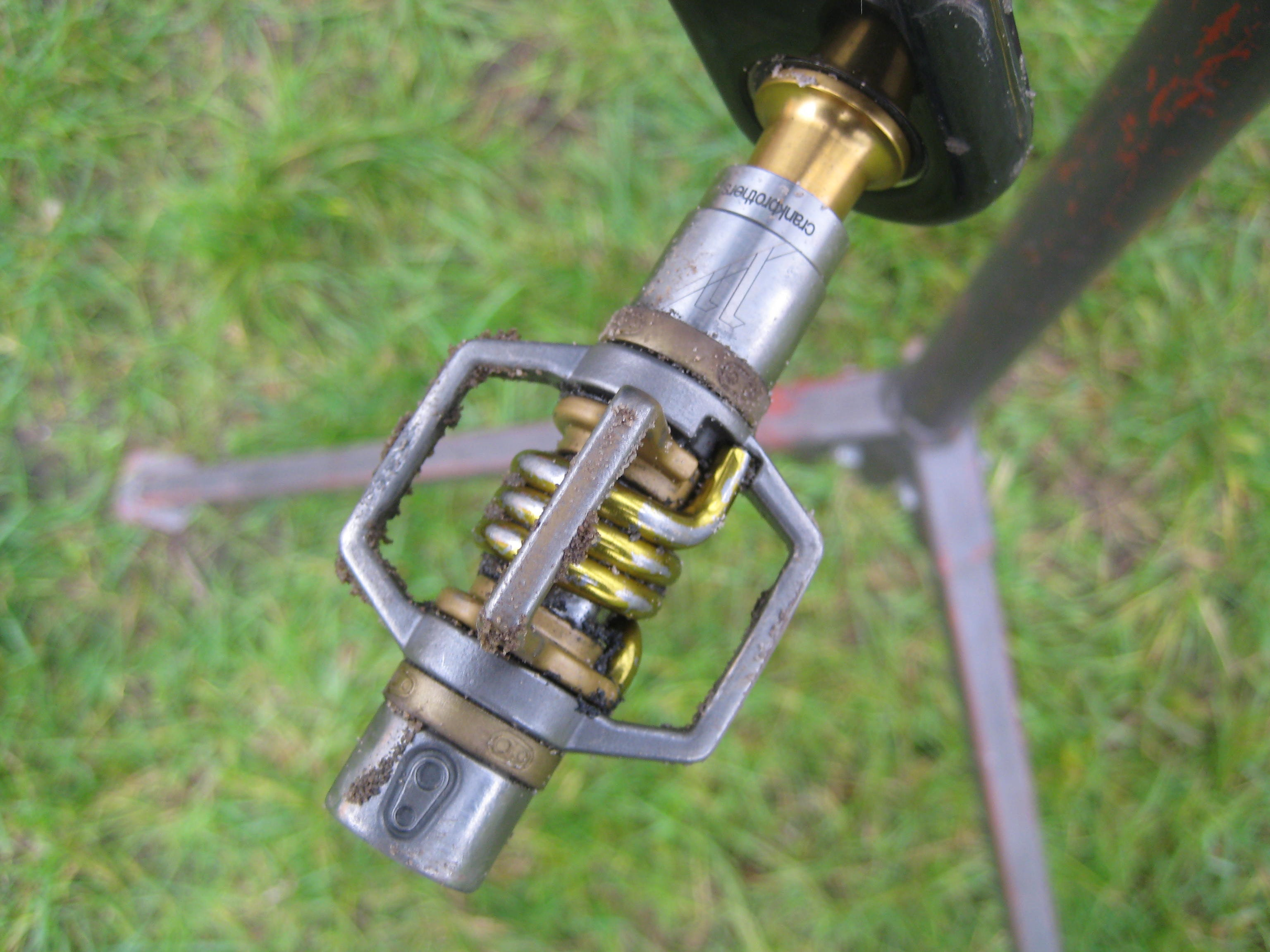 Crank Brothers Egg Beater pedal (Pic: George Scott/Factory Media)