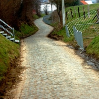 Oude Kwaremont, Tour of Flanders, pic: ©Stefano Sirotti