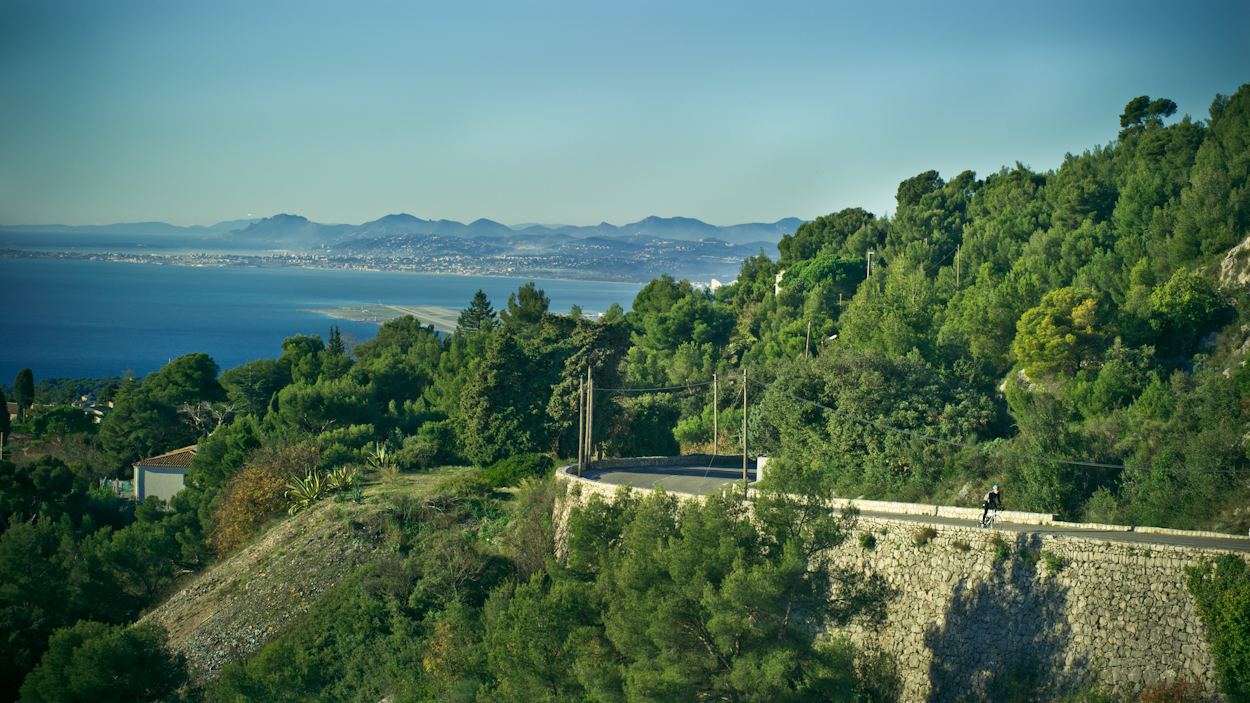 Nice, training camp, Cycle Cote d'Azur (Pic: Phil Gale/Cycle Cote d'Azur)
