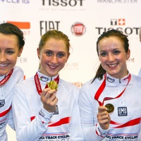 UCI Track Cycling World Cup, Manchester, Women