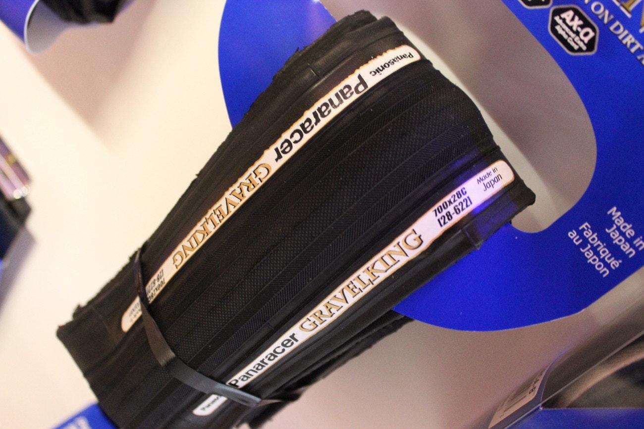 Panaracer Gravel King tyre (Pic: George Scott/Factory Media)