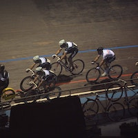Mark Cavendish, velodrome, track, Omega Pharma-Quickstep, presentation