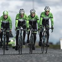 Team Belkin, Bianchi Infinito CV, Classics bike (Pic: Antton Miettinen)