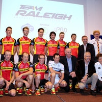 Team Raleigh 2014 (Pic: George Scott/Factory Media)