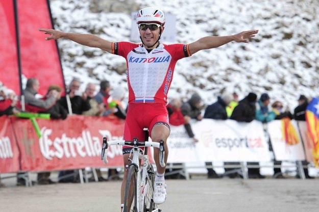 Volta Catalunya 2014, Joaquim Rodriguez (Pic: Tim de Waele)