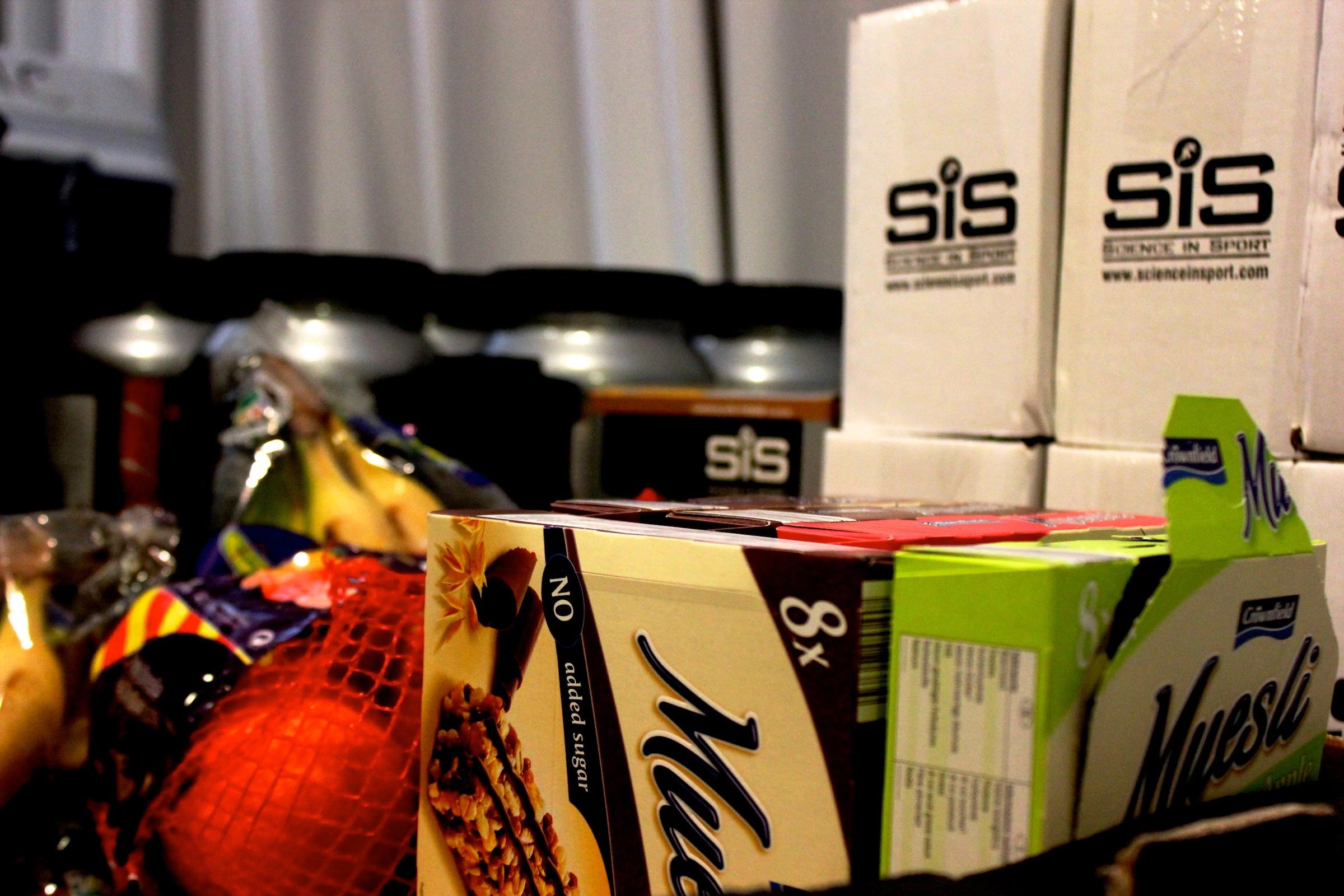 Nutrition, Madison Genesis, Mallorca 2014, pic: Timothy John, ©Factory Media