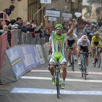 Peter Sagan, Cannondale, Tirreno-Adriatico, stage three, pic: Sirotti
