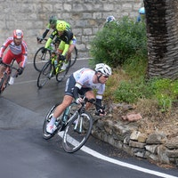 Mark Cavendish, Omega Pharma-Quickstep, Milan-San Remo, 2014, pic: Sirotti