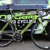 Tour of Flanders 2014 race tech: Peter Sagan - Cannondale Synapse Hi-Mod (Pic: Geraldine Bergeron/SRAM)