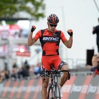 Philippe Gilbert, Amstel Gold Race 2014, salute, pic: ©Sirotti