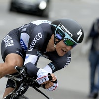 Michal Kwiatkowski, Omega Pharma-Quickstep, 2014, prologue, time trial, pic: Sirotti
